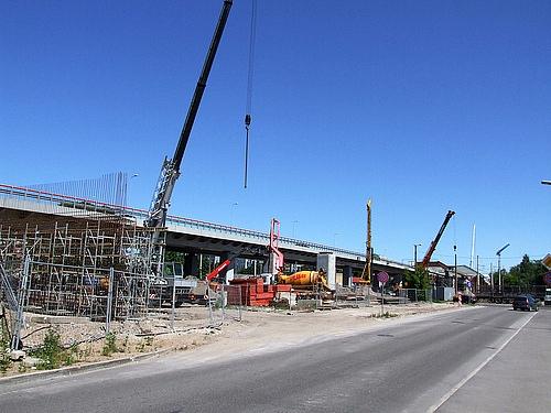 Būvniecības nozare atgriežas 2003. – 2004. gada līmenī