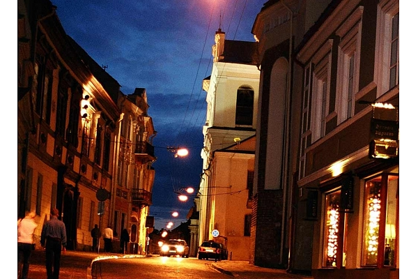 Real estate market of Lithuania