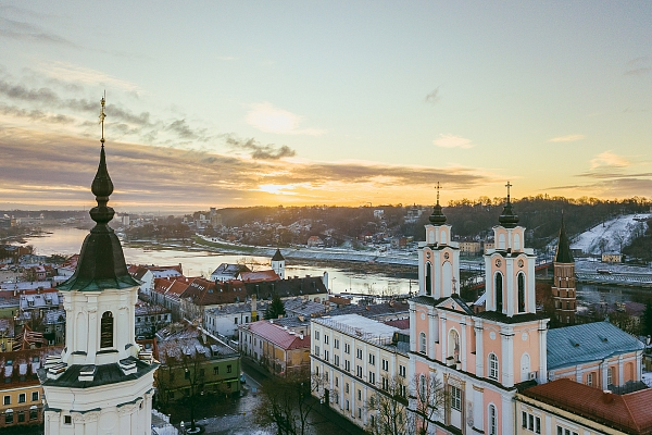 Lithuania's economy posts strongest growth