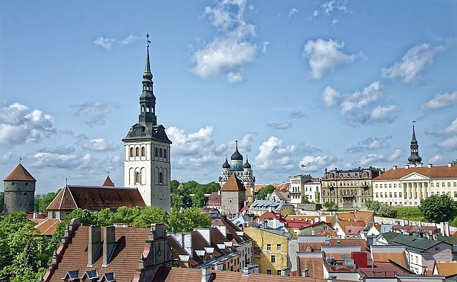 Estonia registers slowest growth since economic crisis