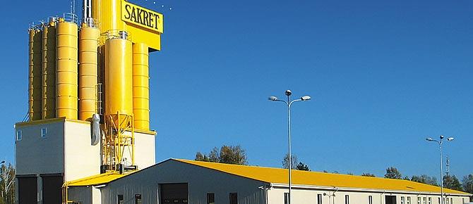 Оборот «Sakret» на латвийском рынке за последние восемь месяцев увеличился на 25%