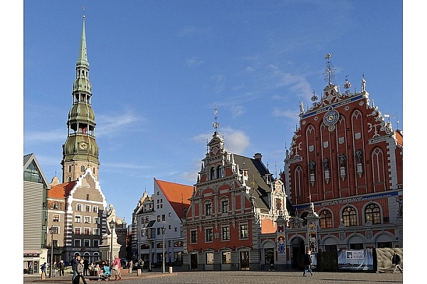 Foreign investments in Latvia