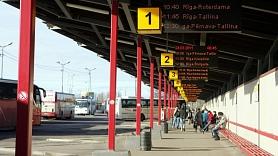 Rīgas autoosta īpaši piemērota personām ar īpašām vajadzībām