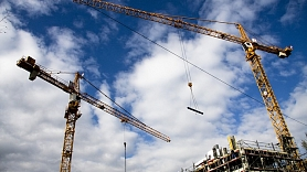 Затраты на строительство в Латвии уменьшились на 0,5%
