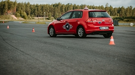 The biggest driving school in Baltics